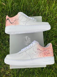 Cherry Blossom AF1 Pic
